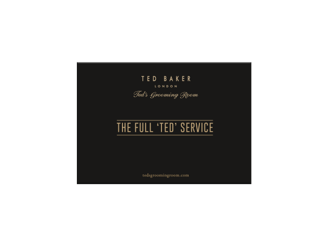 TGR THE FULL TED SERVICE VOU IMG